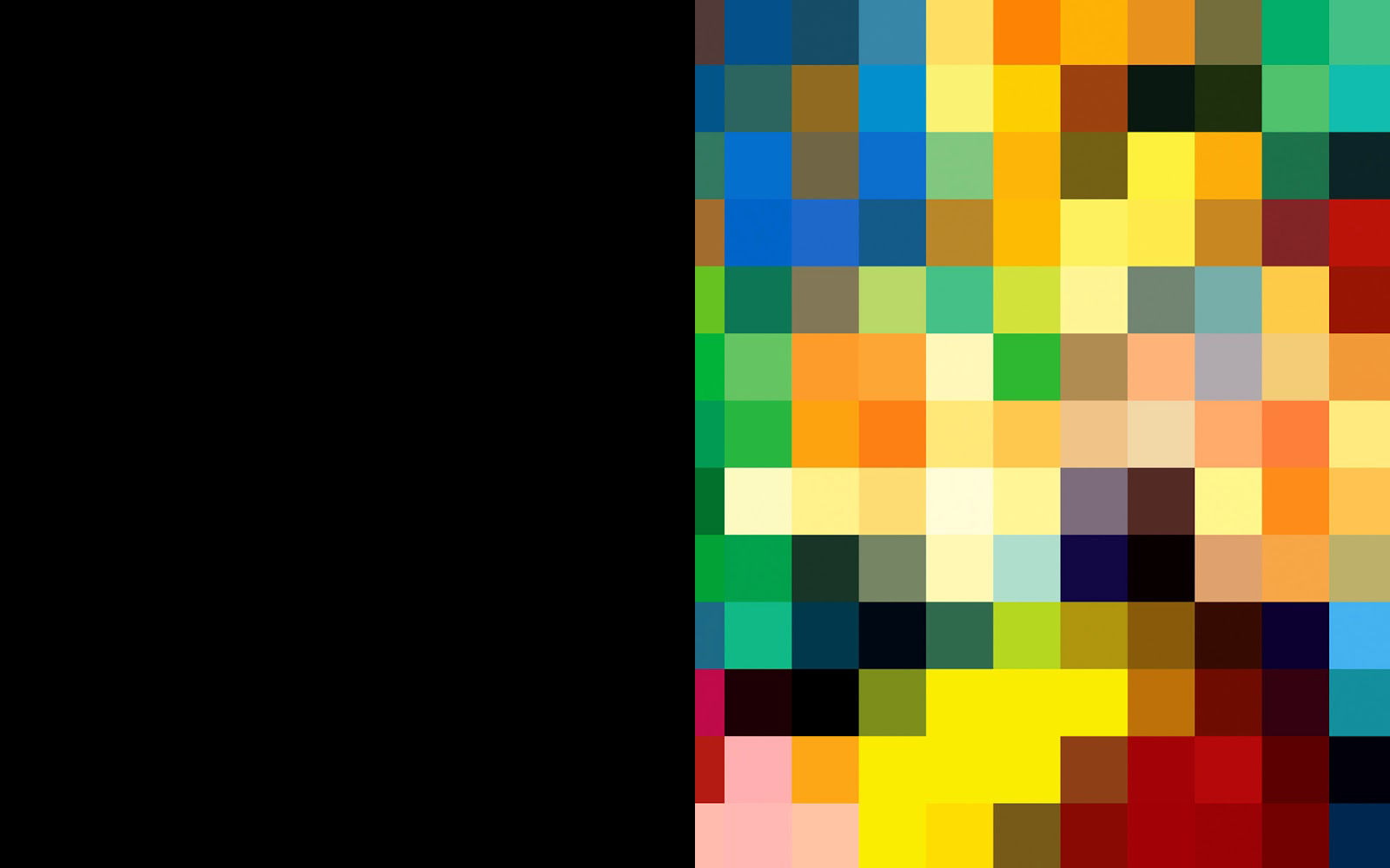 Black/Multicolor