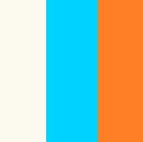 Chalk/Blue/Orange