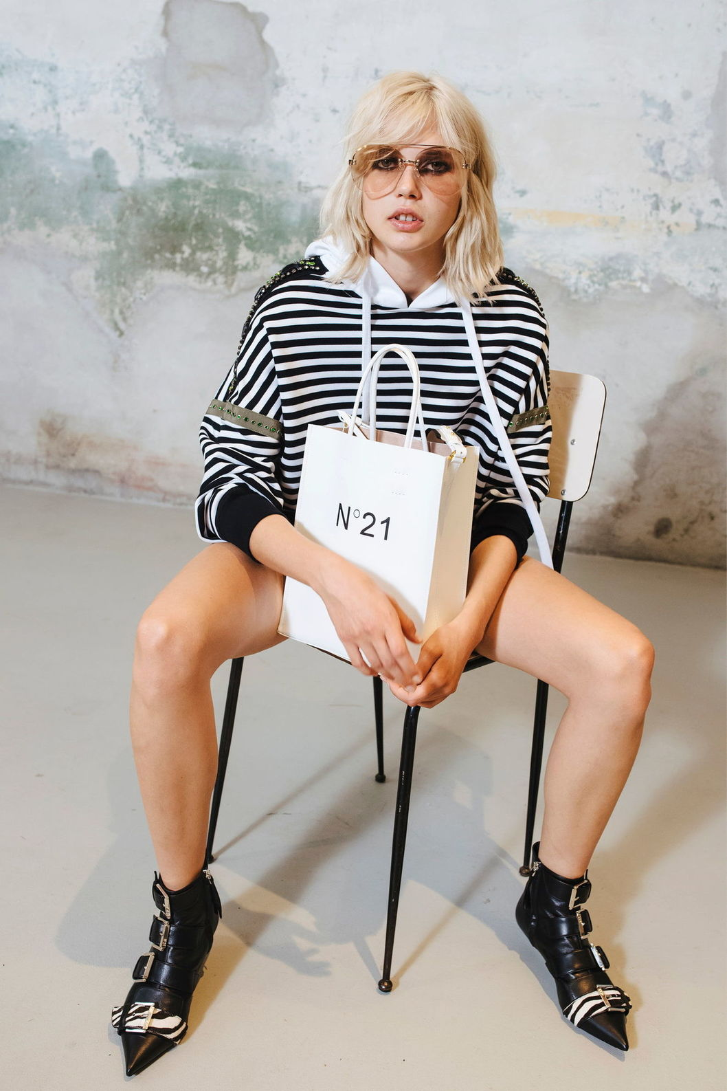 7dacdc0df1 Women's Booties & lace-ups   N°21   Official Online Store