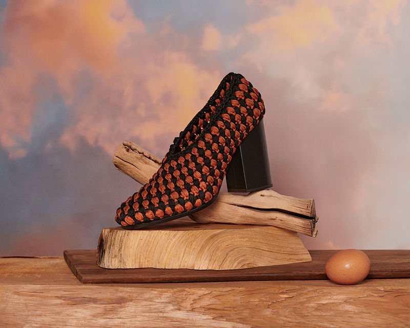 fall 2018 woven shoe by matt jackson