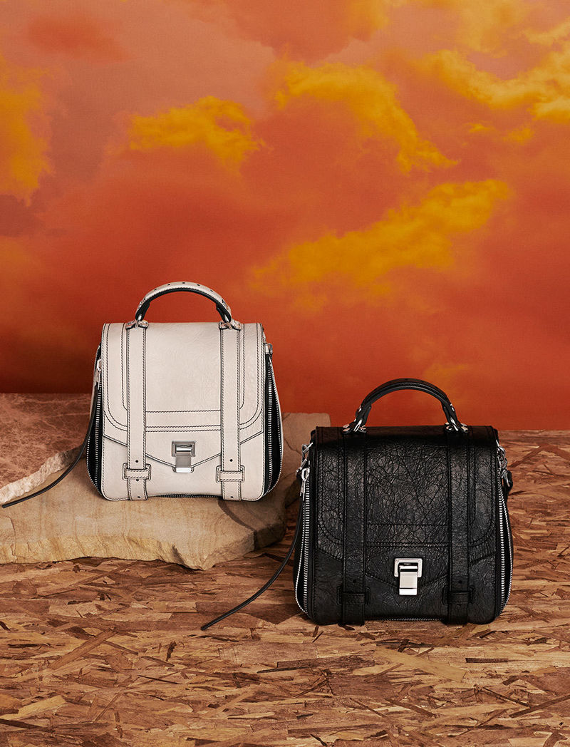 fall 2018 ps1 zip backpacks by matt jackson