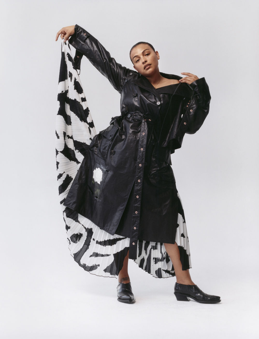 proenza schouler fall 2017 campaign paloma elsesser