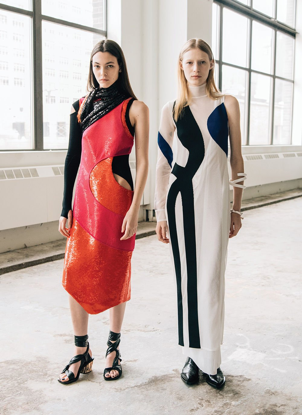proenza schouler fall 2017 collection