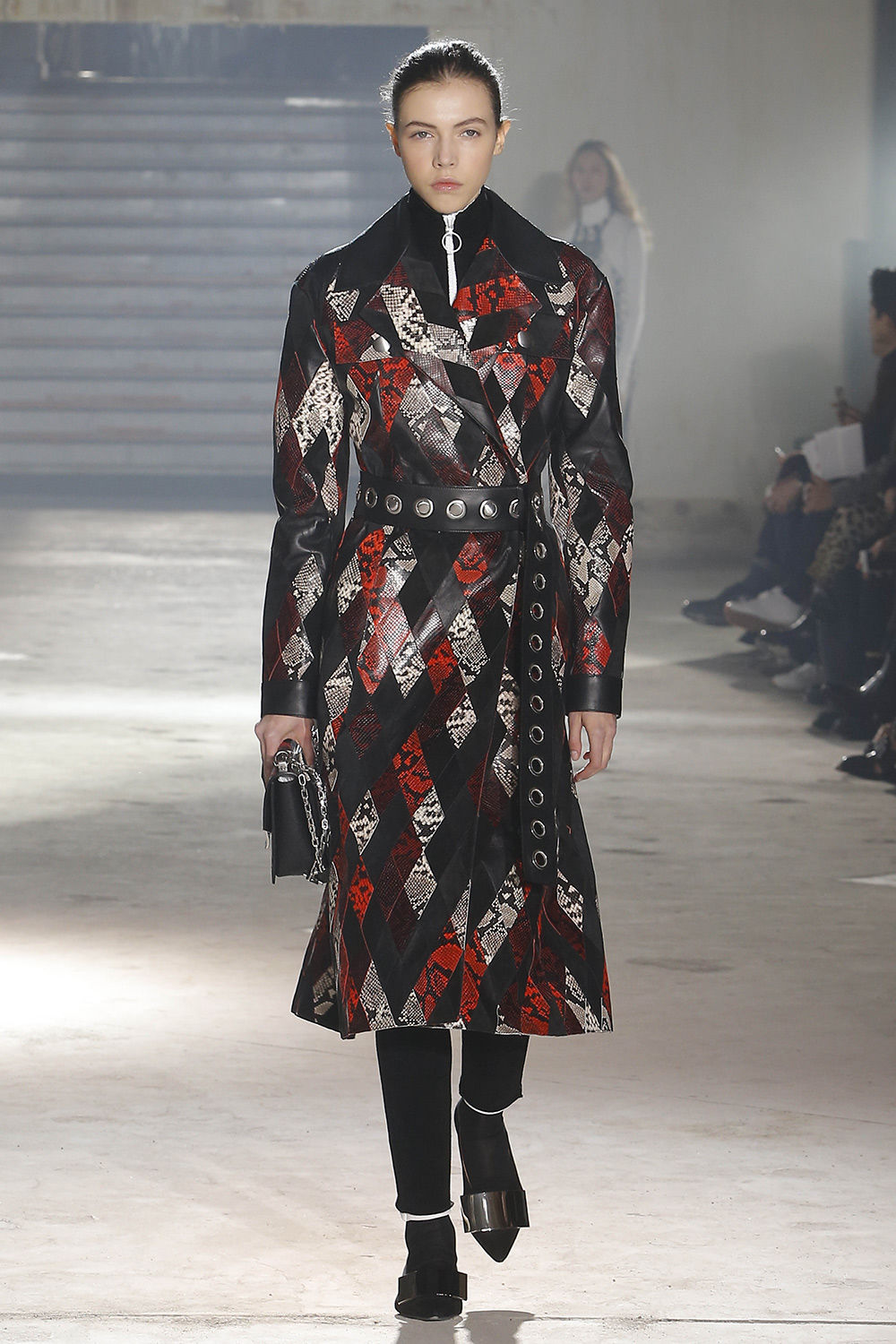 proenza schouler fall 2018 runway look 18