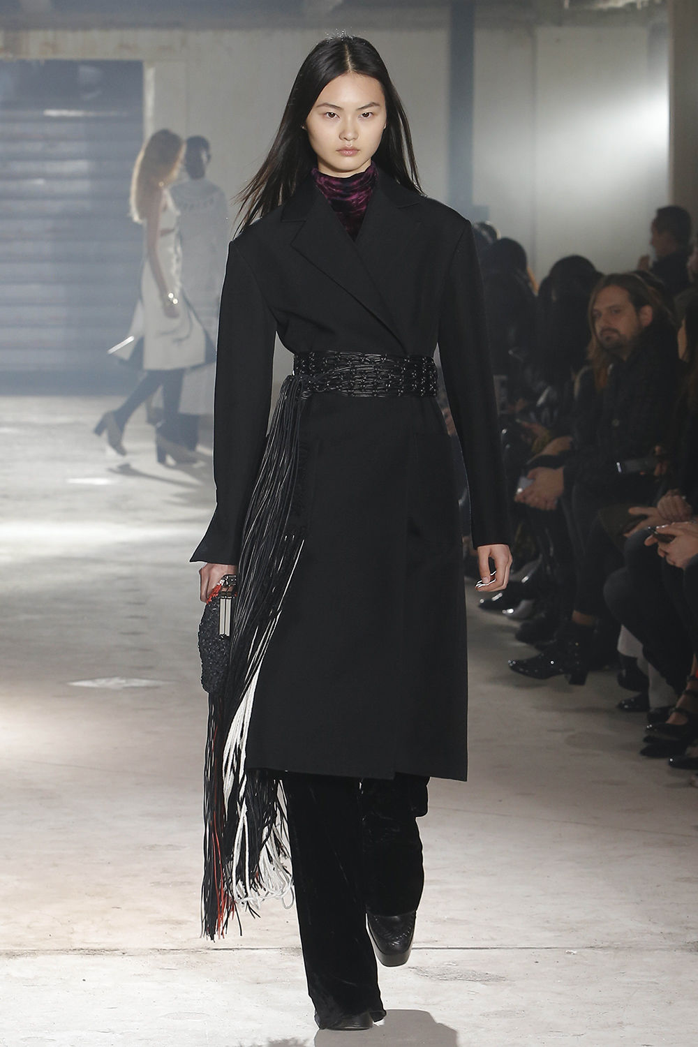 proenza schouler fall 2018 runway look 20