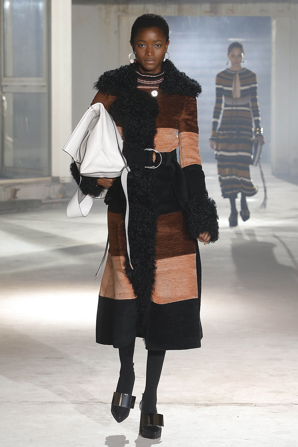 proenza schouler fall 2018 runway look 26