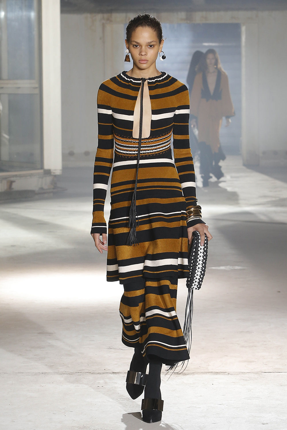 proenza schouler fall 2018 runway look 27
