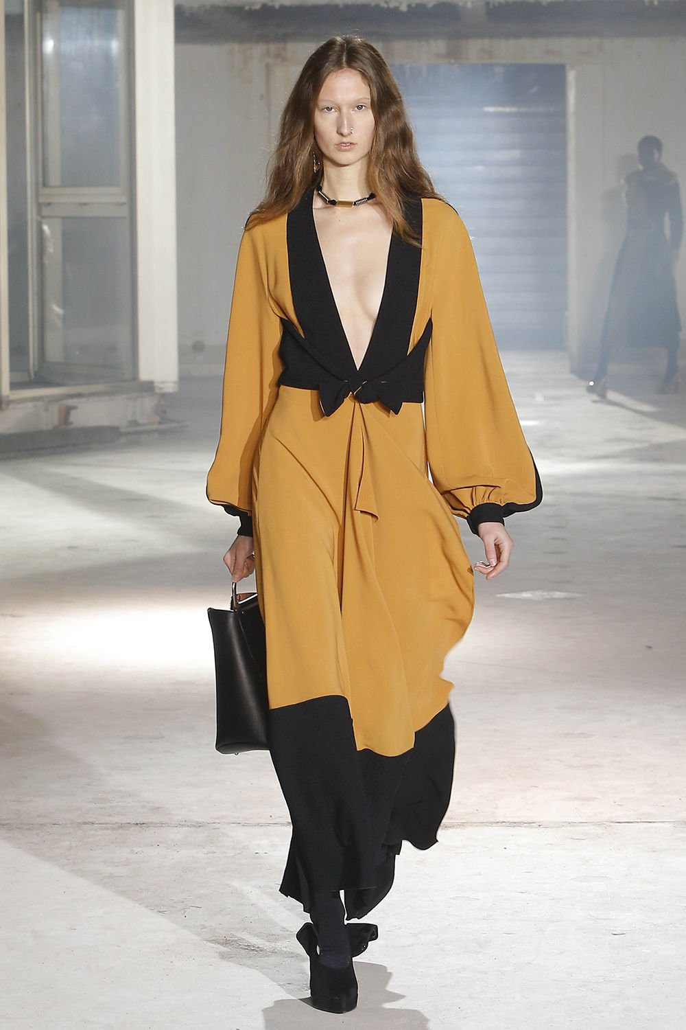 proenza schouler fall 2018 runway look 28