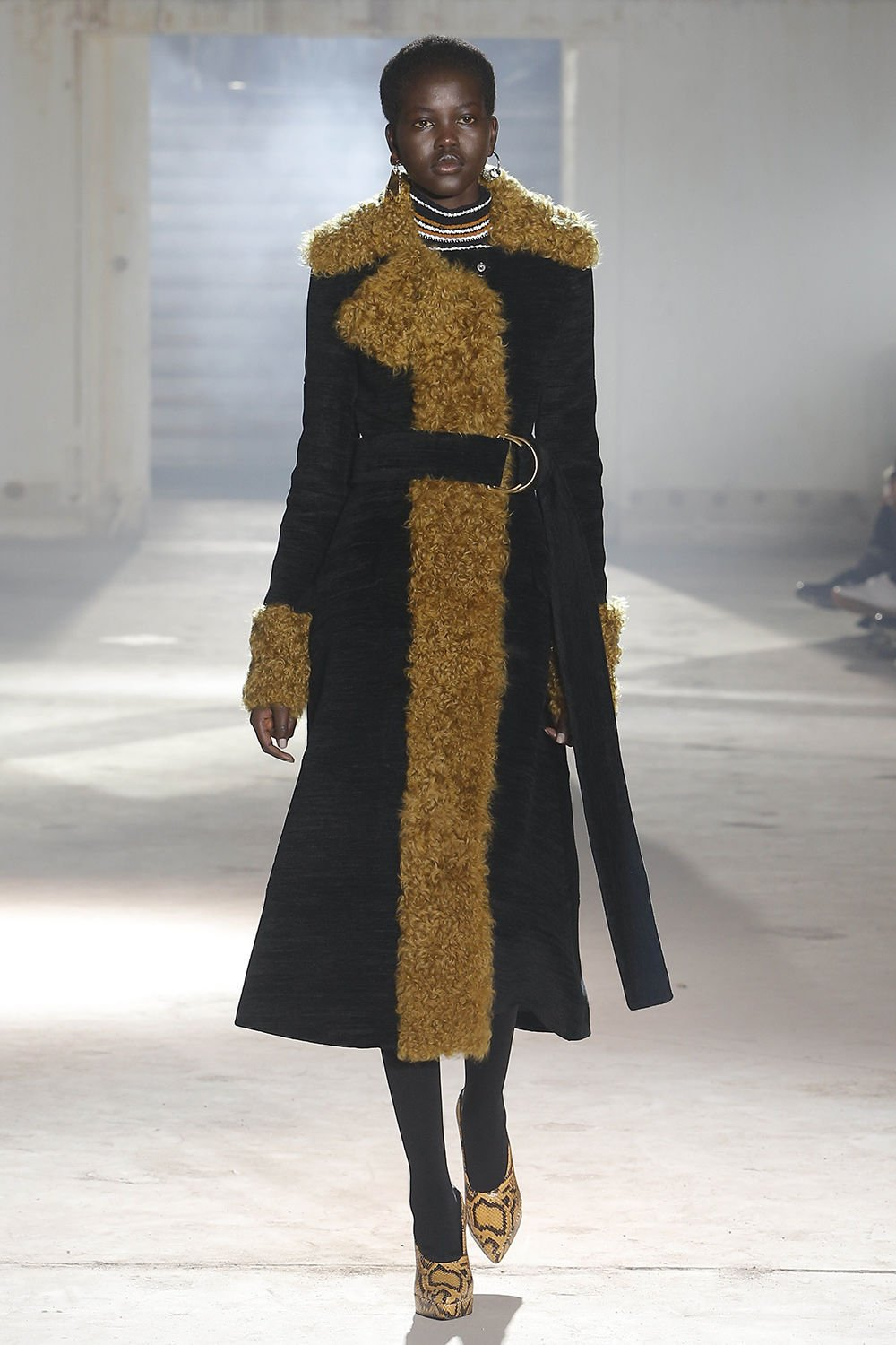 proenza schouler fall 2018 runway look 29