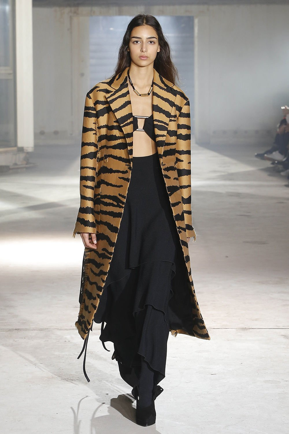 proenza schouler fall 2018 runway look 31