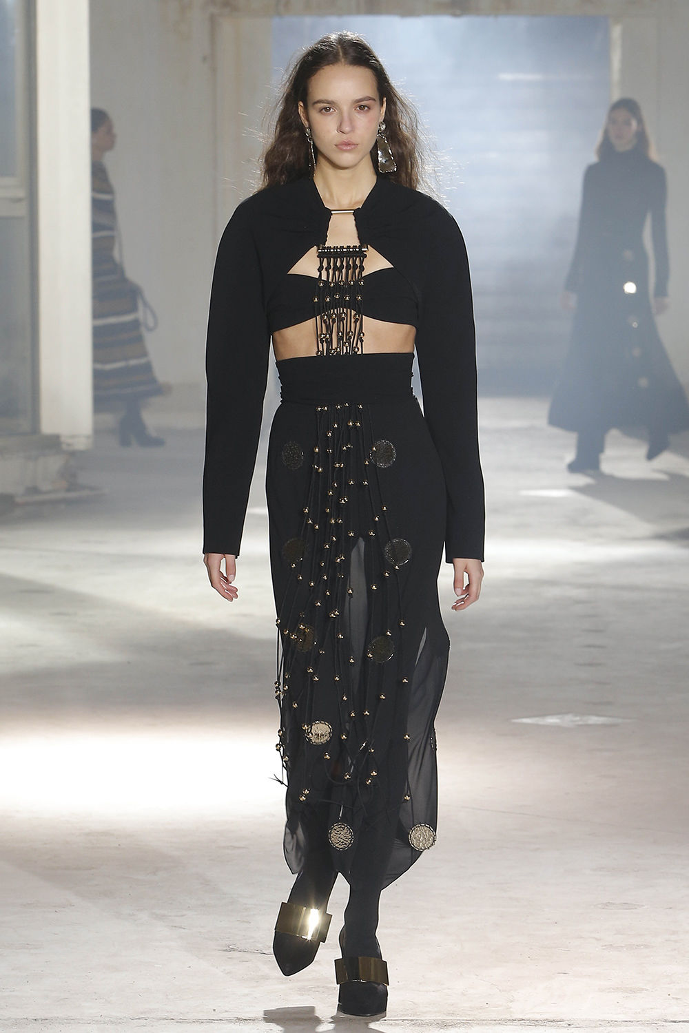 proenza schouler fall 2018 runway look 34