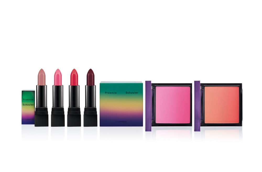proenza schouler projects mac cosmetics