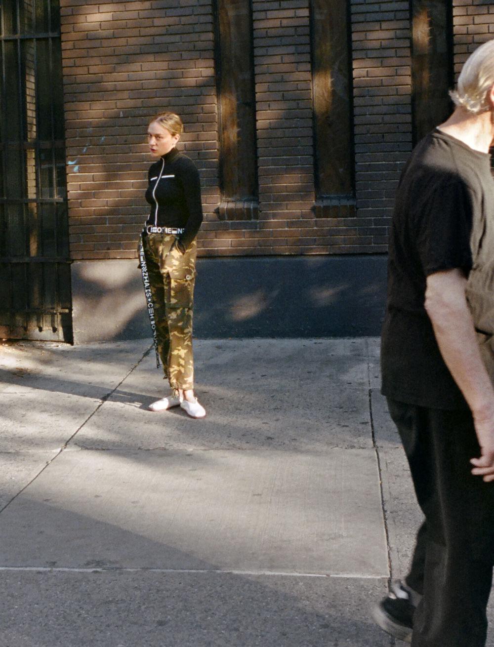proenza schouler s18 pswl camo pants