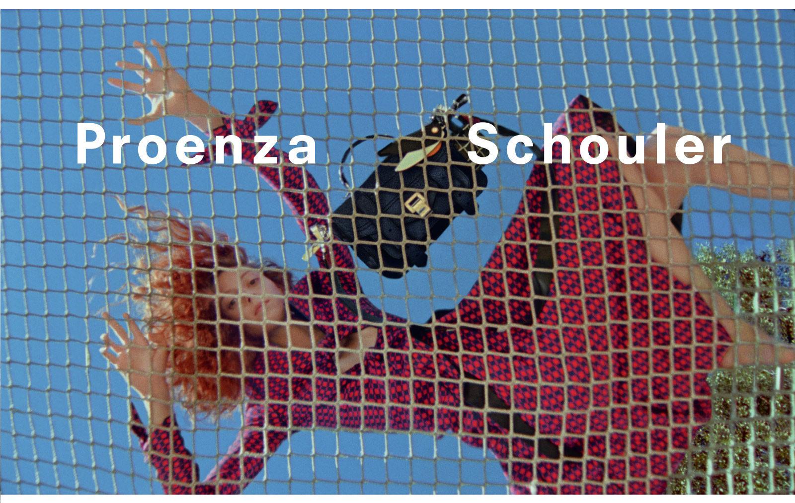 proenza schouler spring 2017 campaign
