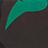 emerald multicolor-black