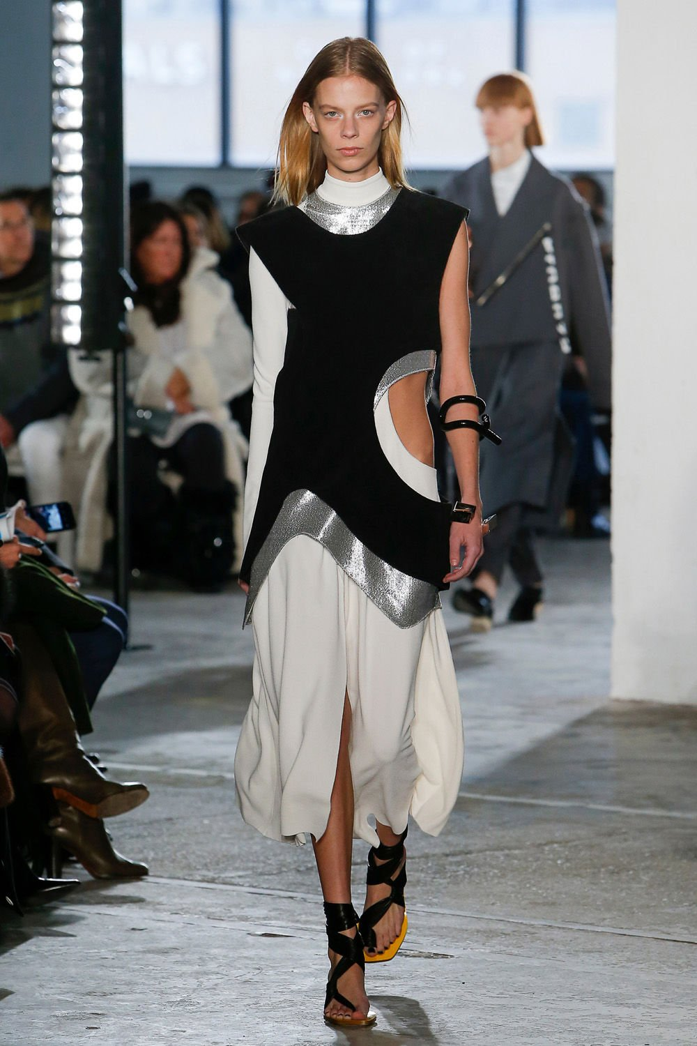proenza schouler fall 2017 runway look 13