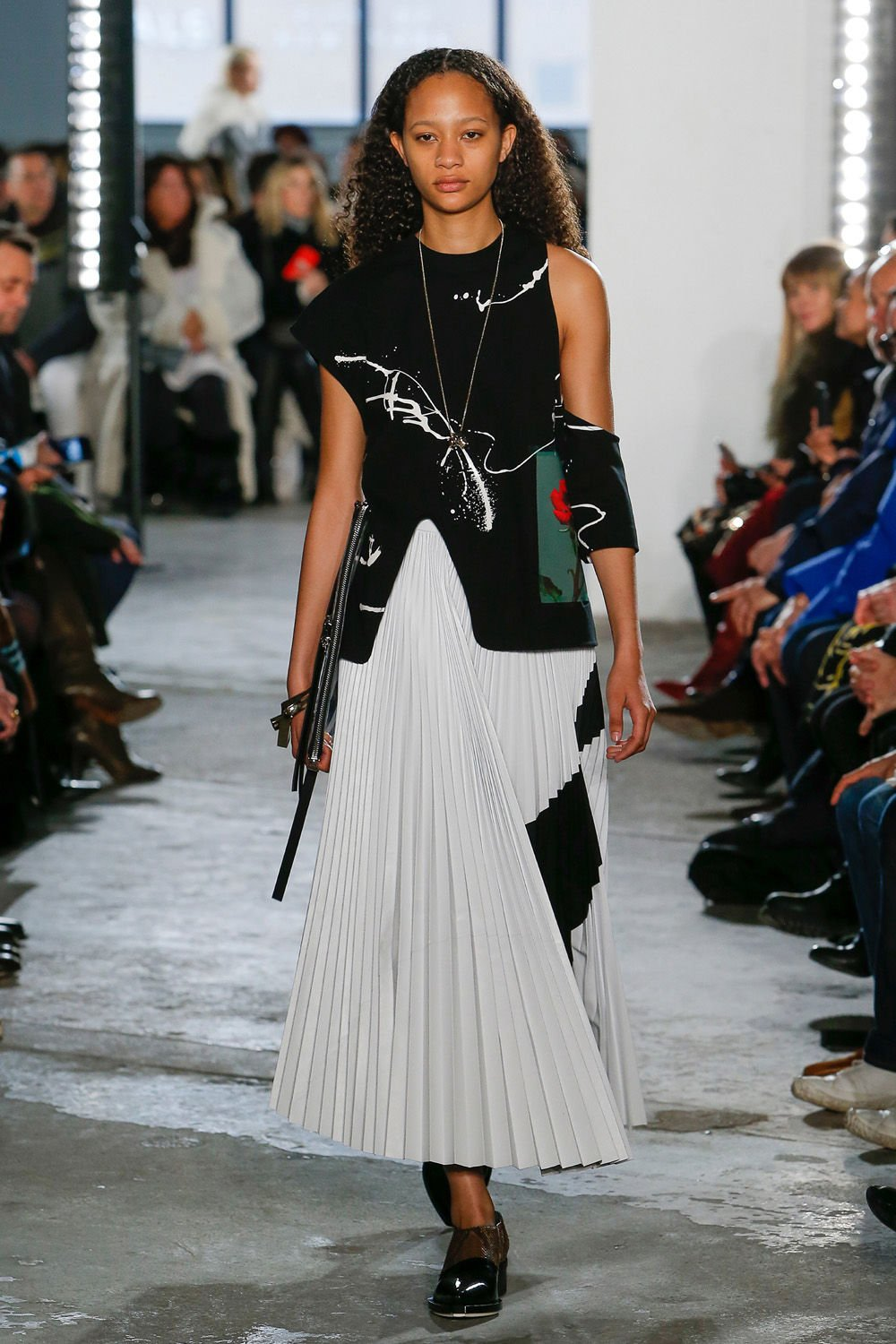 proenza schouler fall 2017 runway look 18