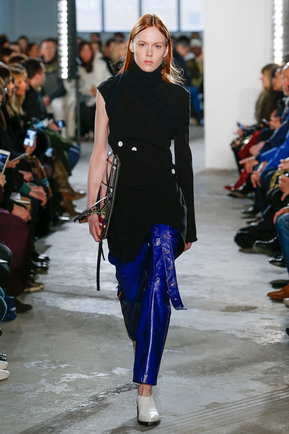 proenza schouler fall 2017 runway look 24
