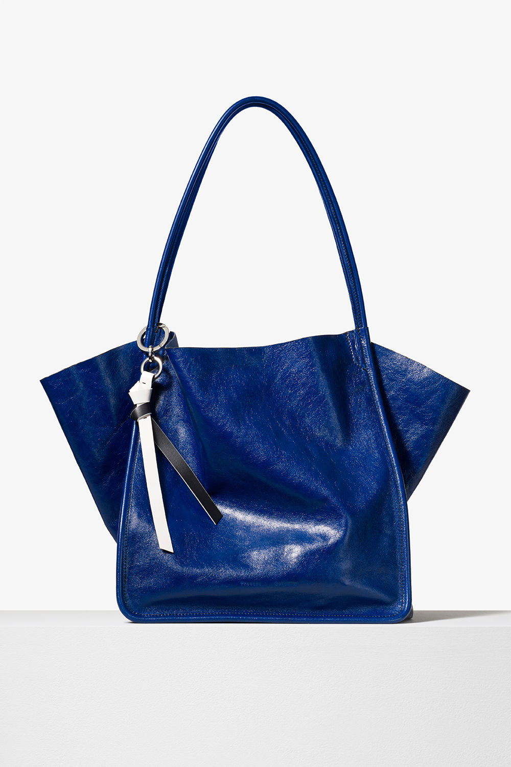 proenza schouler pre fall 2017 lapis vernicetta extra large tote bag