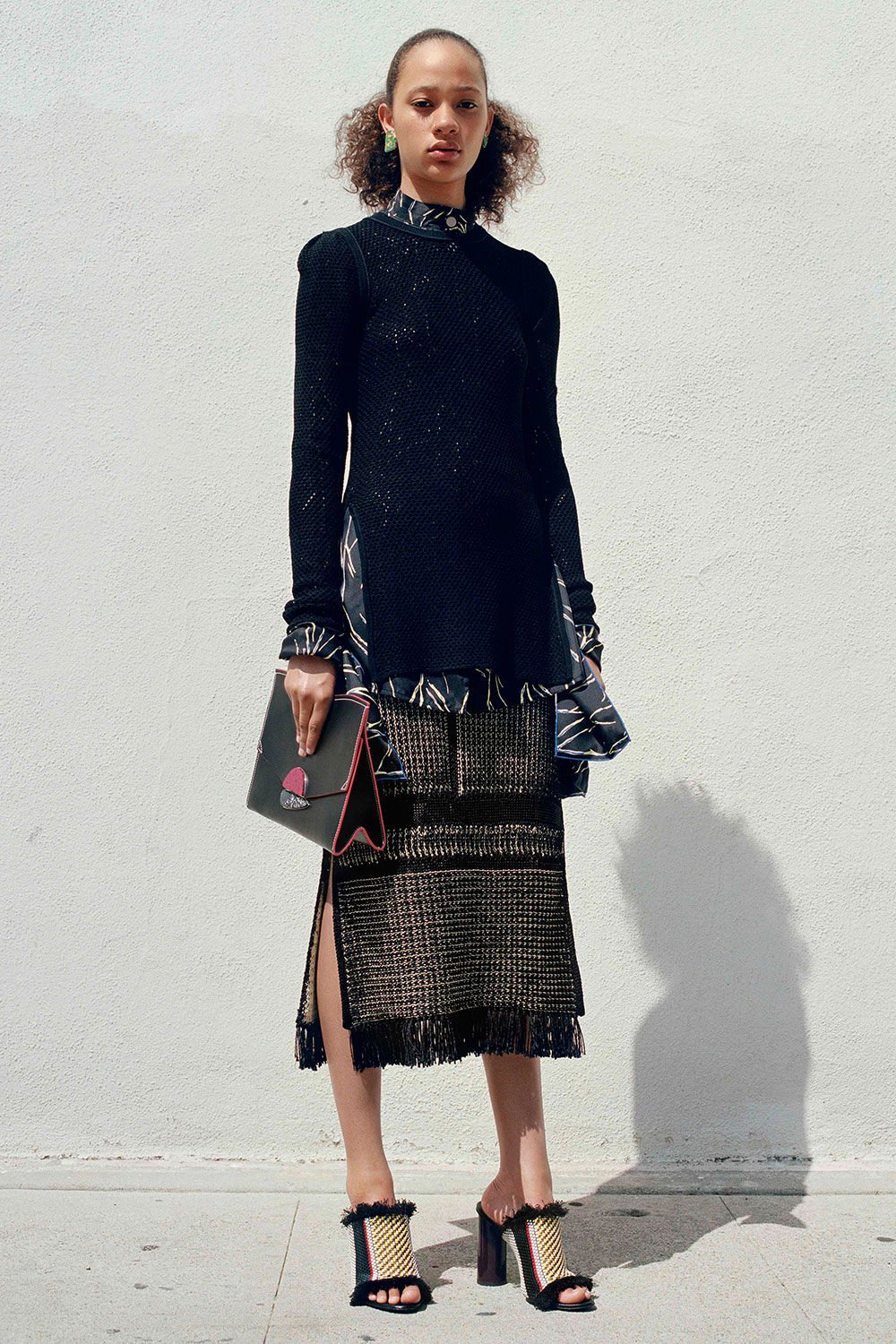 proenza schouler pre-spring 2017 lookbook look 12